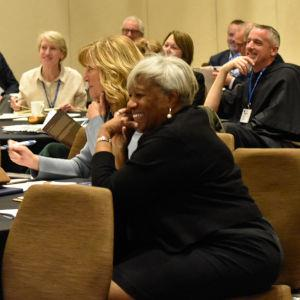 Record-Breaking Presidents Institute Explores Healthy Institutions and Strong Leadership