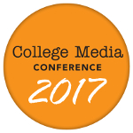 2017 College Media Conference logo