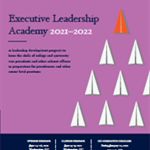 Nominations for 2021–2022 Executive Leadership Academy Are Due January 22
