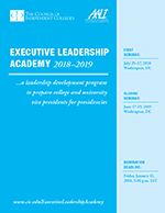 Executive Leadership Academy brochure
