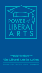 Liberal Arts Symposium program
