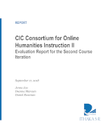 Final Evaluation (September 2018) Report Cover