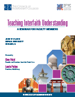 Interfatih brochure cover