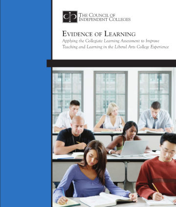 Evidence of Learning report cover