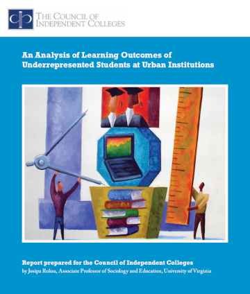 Learning Outcomes report cover