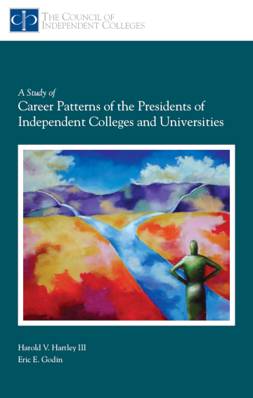Study of Presidential Career Patterns report cover