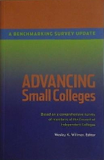 Advancing Small Colleges book cover